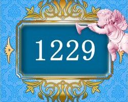 エンジェルナンバー1229